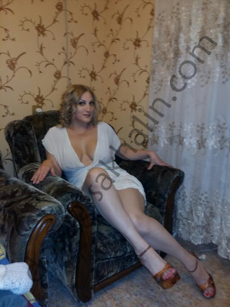 Проститутка Мария. - Южно-Сахалинск